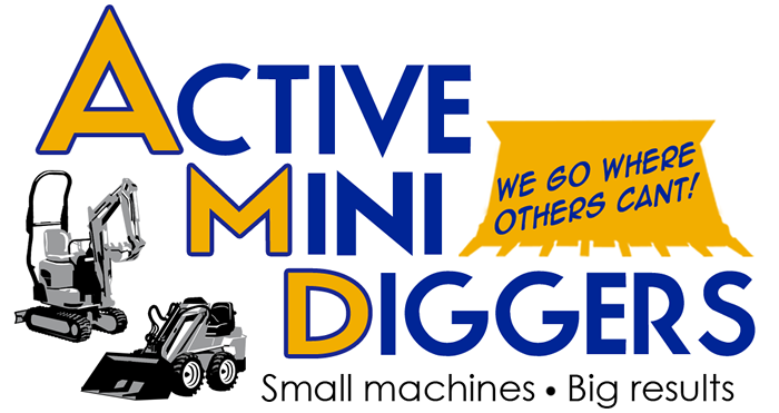 Active Mini Diggers